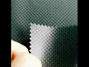 200D 400D water resistant nylon ripstop oxford fabric for backpack