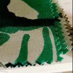 2018 hot 100% polyester fleece density bonded jersey jacket fabric