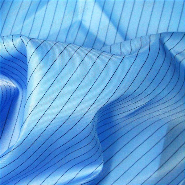 5mm-stripe-twill-polyester-antistatic-woven-fabric