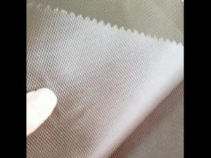 China supplier 1680D polyester PU coated oxford fabric for backpack