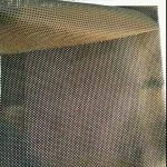 High quality 380gsm polyester warp knit mesh fabric for military lining