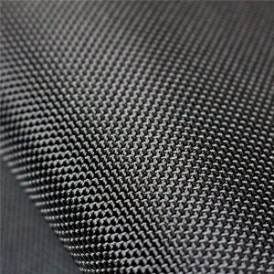 china fabric market wholesale Mid east dyeing twist ballistic nylon 1680D waterproof oxford outdoor fabric for bags