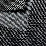 1680d twill jacquard polyester oxford fabric with pu coated textile for bags