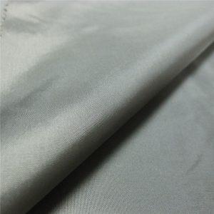umbrella material 100% polyester calendering taffeta fabric