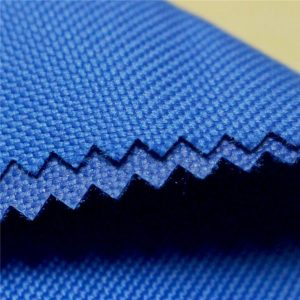 high quality water resistance 600d oxford pu pvc coated tent fabric