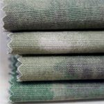 antistatic military printing ripstop cotton fabric army garment
