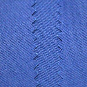 tc polyester cotton plain and twill active dyed and digital print flame retardant workwear fabric poplin uniform fabric