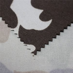 80% cotton 20% polyester fireproof twill fabric