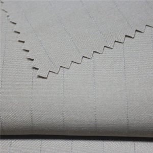Long-Term Supply Stock Antistatic Fabric/Conductive Fabric/ESD Fabric