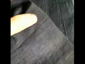 Printed wrinkled dying high density crinkle nylon fabric for bags