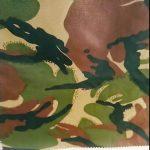camouflage printed waterproof ripstop nylon oxford uniform military fabric